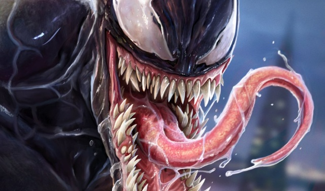 Celebrate Venom's 30th anniversary and the upcoming film with this exclusive art print!