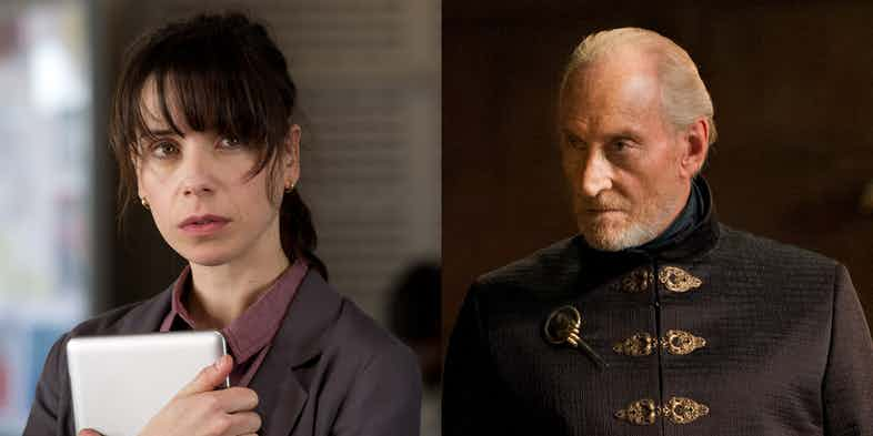 Charles Dance and Sally Hawkins join Godzilla King of the Monsters