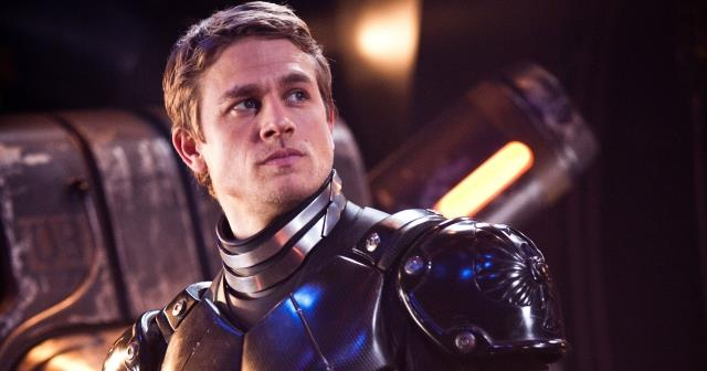 Charlie Hunnam insinuates he won't be heavily involved in Pacific Rim 2