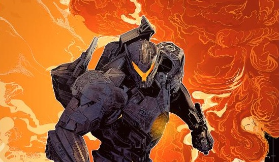 Check out the Pacific Rim Uprising IMAX exclusive posters!