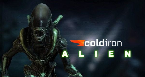 Cold Iron Studios Alien Game