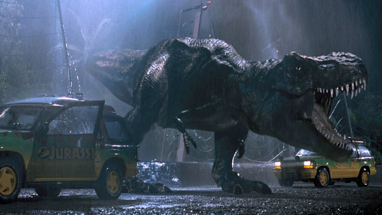 Colin Trevorrow confirms Rexy's return in Jurassic World 2
