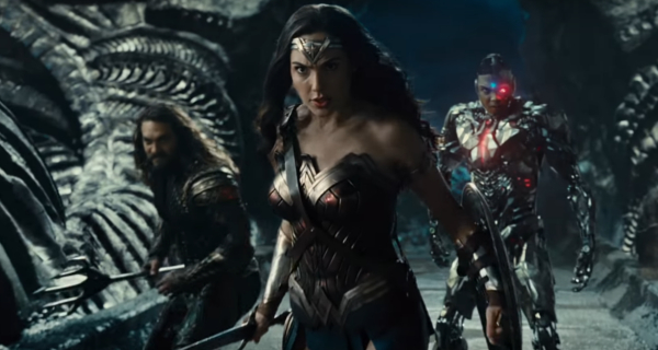 Come Together for the Justice League trailer!