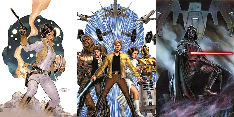 ComiXology Celebrating Star Wars Day With Huge Comics Sale