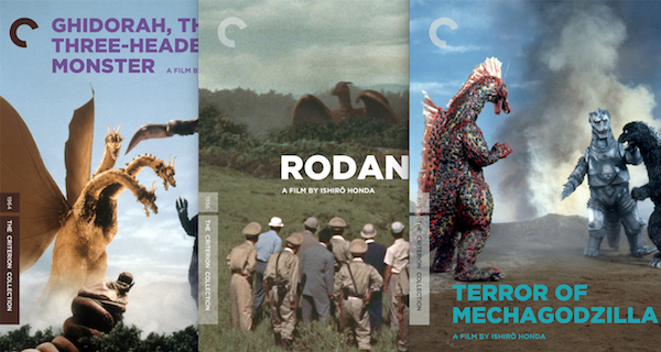 Confirmed: Criterion Intends to Release Showa Godzilla Films on DVD/Blu-Ray