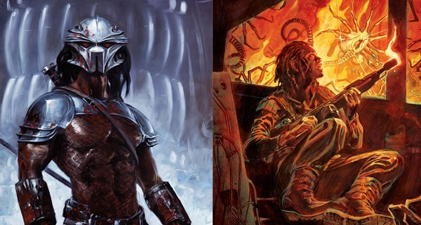 Cover Art for Dark Horse Comics' Aliens: Defiance #2 and Predator: Life and Death #3 Revealed!