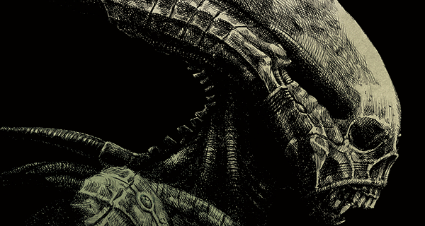 Cover Artwork for The Art and Making of Alien: Covenant Revealed!