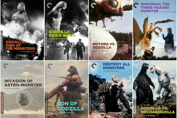 Criterion/Janus Films Obtain Showa Godzilla Films
