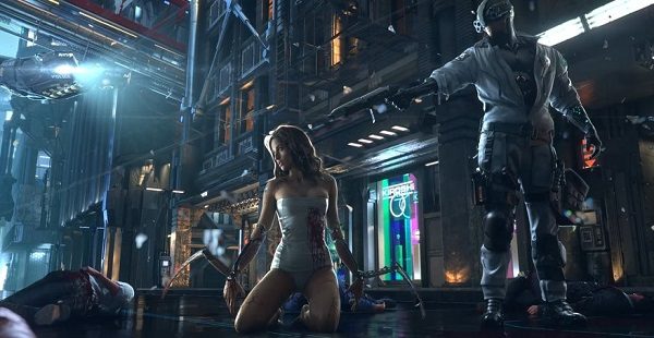 Cyberpunk 2077 rumored to feature a huge interactive city and multiplayer.