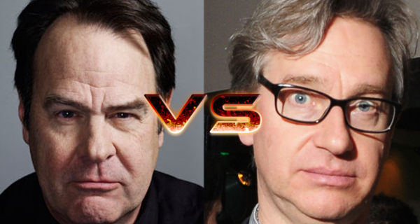 Dan Aykroyd calls out Ghostbusters reboot director Paul Feig!