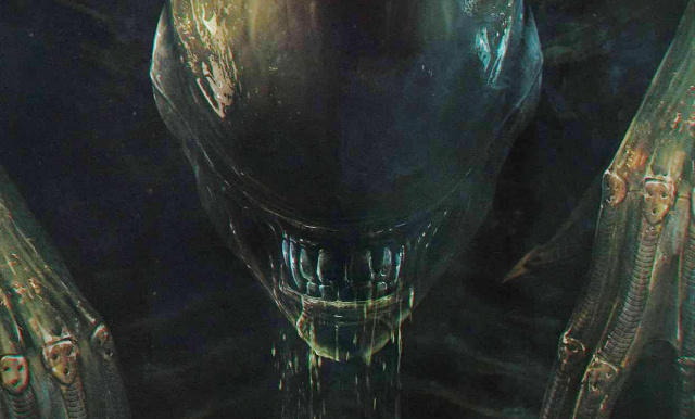 (UPDATED 4) Dane Hallett shares breathtaking Alien 40th anniversary poster!