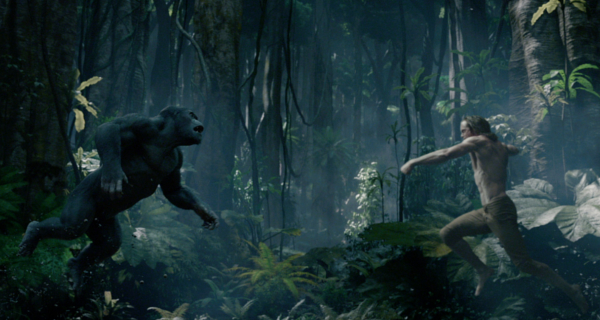 Dark Horse announce Tarzan on the Planet of the Apes!