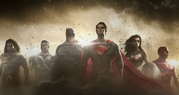 Dawn of The Justice League: Superman v Batman, Suicide Squad, Wonder Woman, Cyborg, Aquaman and The Flash!