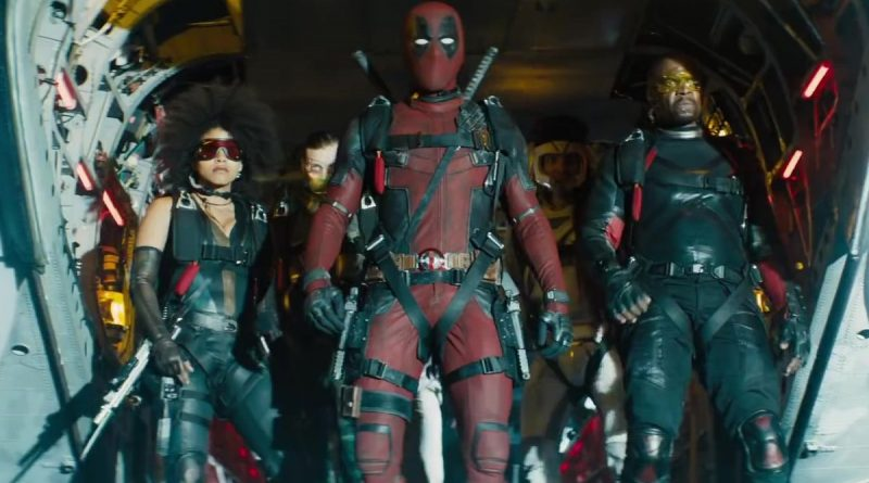 Deadpool 2's final trailer is here!