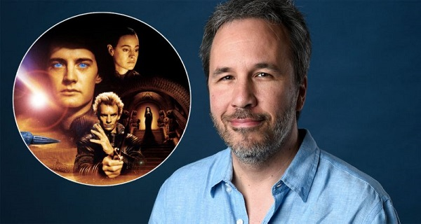Denis Villeneuve planning to direct at least two Dune films.