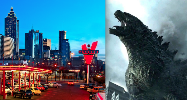Developing: Godzilla 2 Begins Shooting this Year?