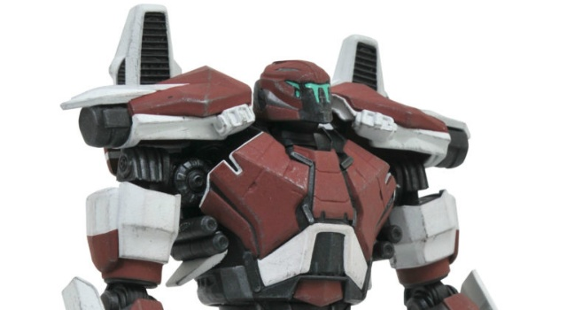 Diamond Select Pacific Rim Uprising Jaeger Toys Series 2 Unveiled!