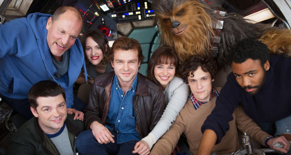 Directors Lord & Miller fired from Han Solo movie!