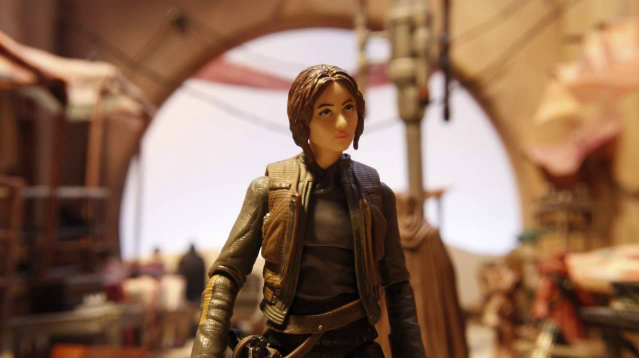 Disney and Lucasfilm Create Stop-Motion Shorts Starring Rogue One Toys
