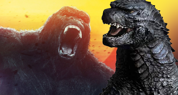 Does 'Kong: Skull Island' include a 'Godzilla 2' related end credits scene?