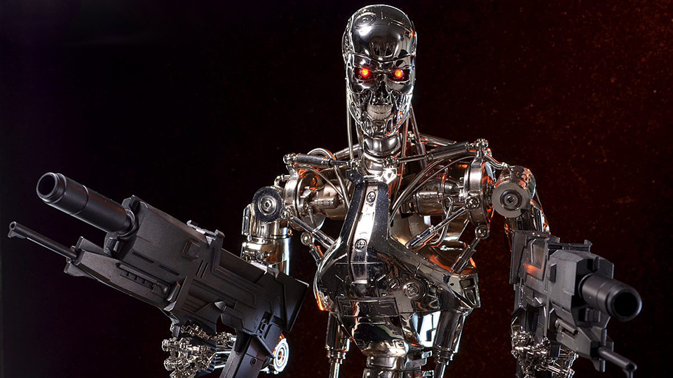Does the Terminator need to be redesigned?