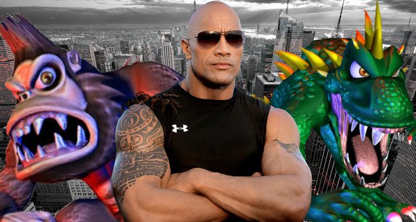 "Dwayne ""The Rock"" Johnson's Kaiju Epic ""Rampage"" to Crush Theaters April 20th, 2018"