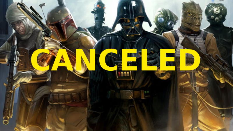 EA cancel open world Star Wars bounty hunter title!