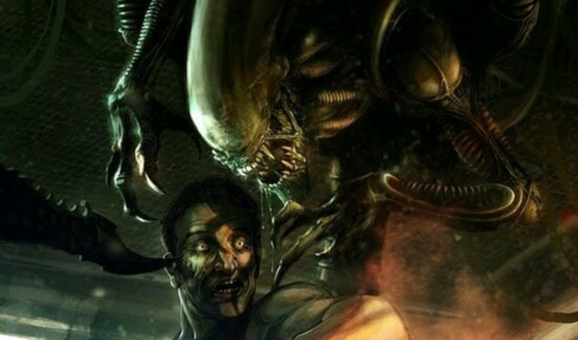 Early Alien 5 concept art depicts more deformed Xenomorphs!
