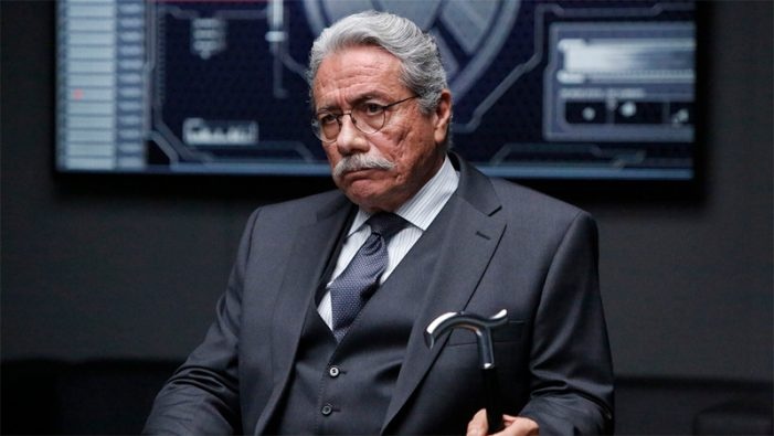 Edward James Olmos joins the cast of Predator 4!