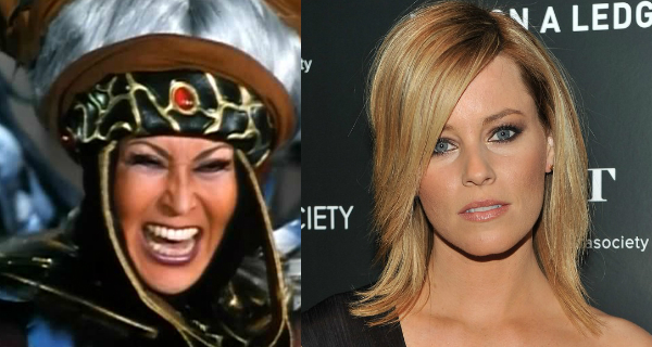 Elizabeth Banks will Play Power Rangers' Rita Repulsa!