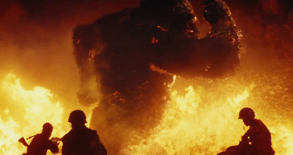 Enjoy over 100 HD screenshots from the new Kong: Skull Island trailer!