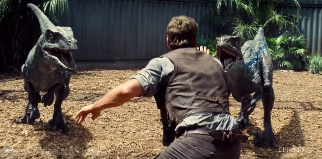 Enjoy Over 70 Jurassic World HD Trailer Screencaps!
