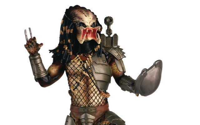 Enter to WIN Predator movie collectibles from Eaglemoss!