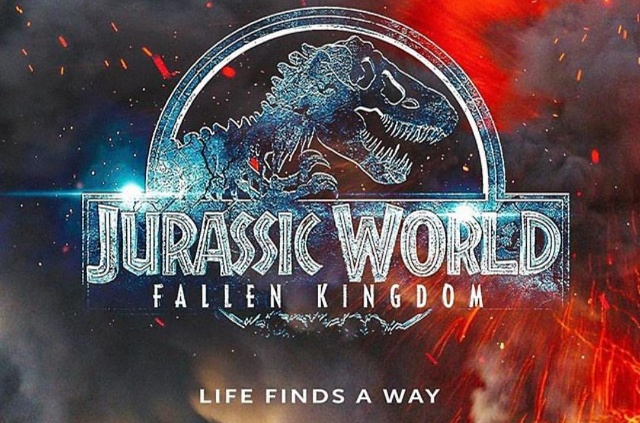 Epic Jurassic World: Fallen Kingdom fan poster hits the web!