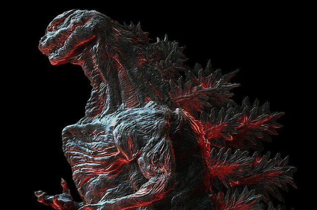 Epic Shin Godzilla fan print to be available at G-Fest!