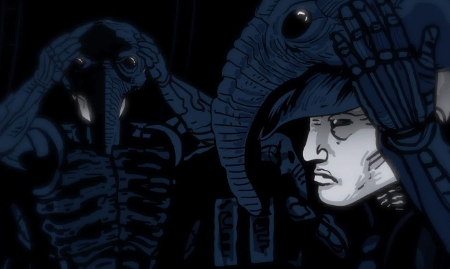 Episode 2 of the Alien: Covenant Unofficial Animated Series now online!