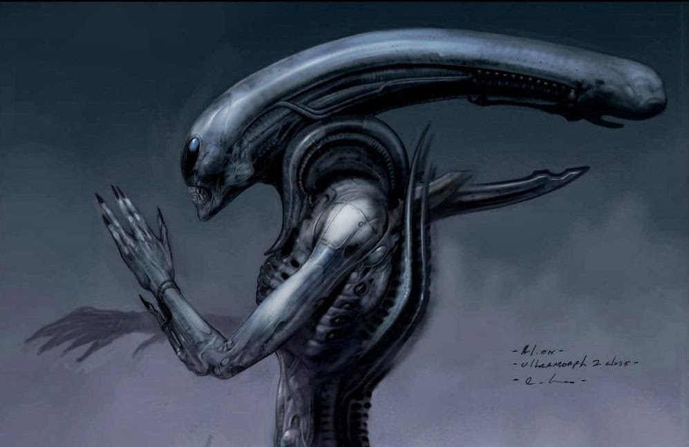 EXCLUSIVE - Information on the New Monsters in Prometheus 2, Alien: Paradise Lost Leaked!