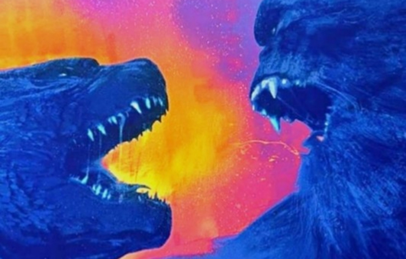 EXCLUSIVE: Godzilla vs. Kong (2020) reportedly includes iconic scene which pays homage to the Toho original!