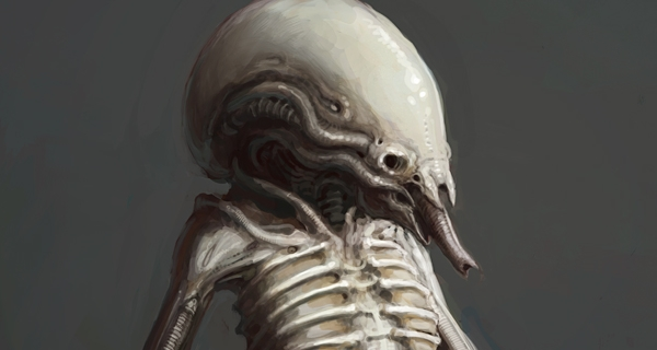 [Exclusive] New details on Alien: Covenant's 3 primary monsters! (Spoilers)