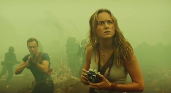 Explore Skull Island in detail with over 75 screenshots from the first Kong: Skull Island trailer!