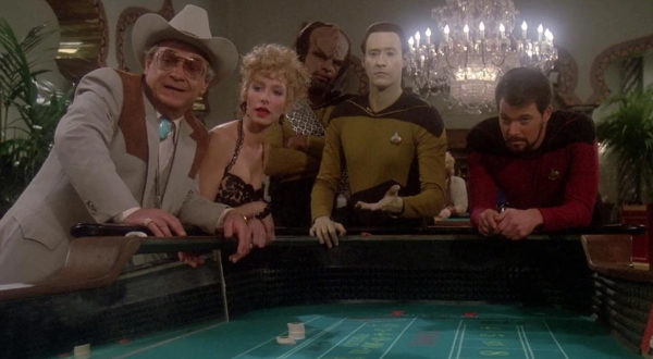 Exploring The Relationship Between Gambling And Sci-Fi