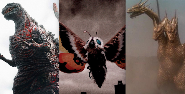 Fan Election Declares Top Godzilla Monsters & Movies