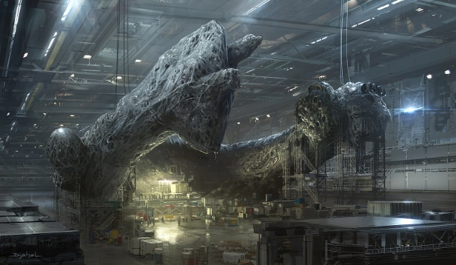 Fans petition to save Neill Blomkamp's Alien 5!