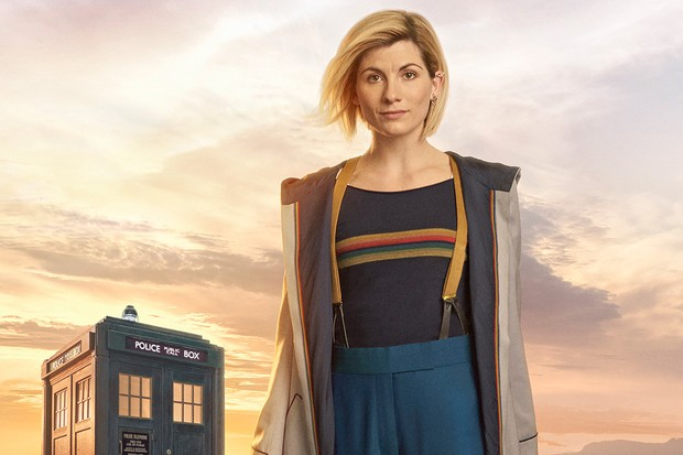 Female Doctor Who a hit with fans!