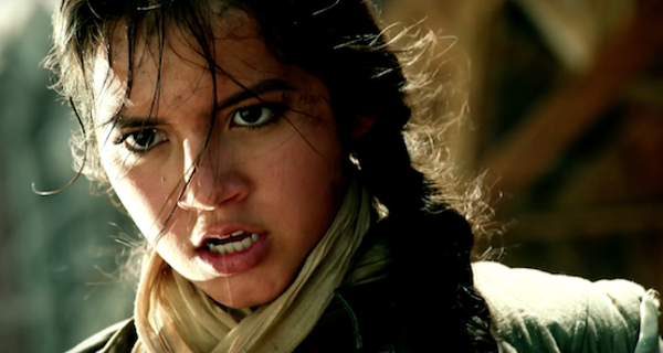 Fight Like A Girl in the new Transformers: The Last Knight trailer!