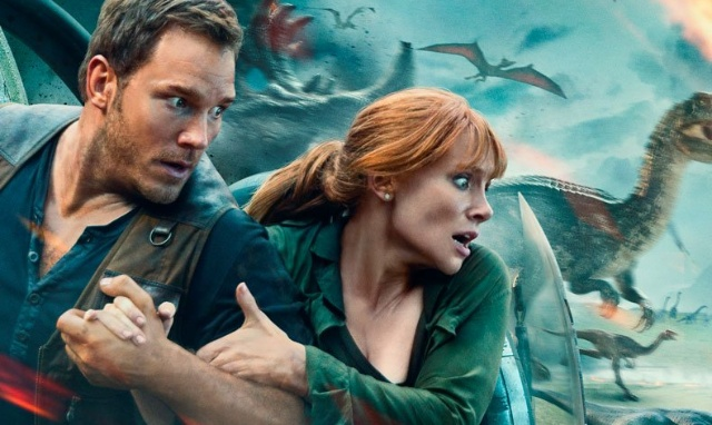 Final Jurassic World: Fallen Kingdom posters hit the web to mixed reactions