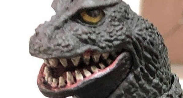 First Images of the S.H.MonsterArts 1962 Figure Revealed!