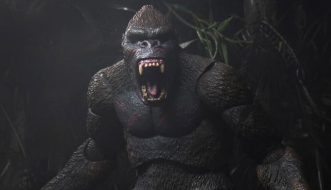 First In-person Images of New NECA King Kong Figure Revealed