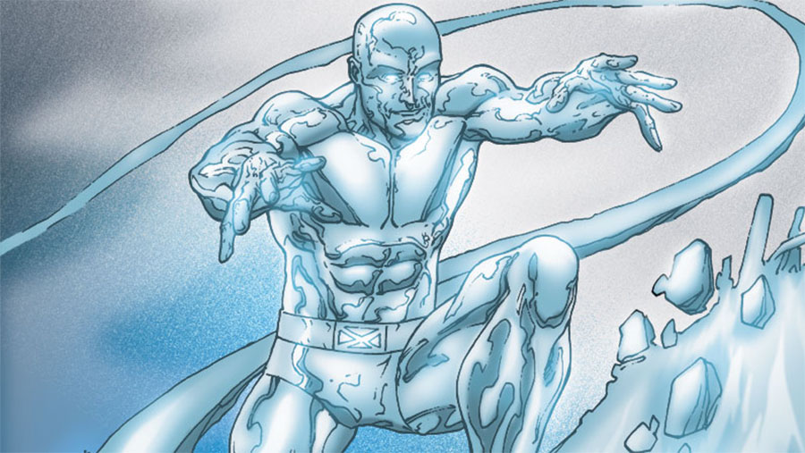 Marvel Announce Iceman Ongoing Series
