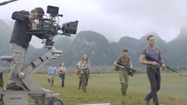 First look at Kong: Skull Island will air this Sunday on MTV! New movie stills released!